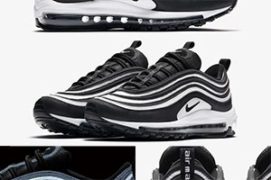 Nike Rubber Air Max 97 'just Do It' for Men Lyst